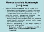 metode analisis rumbaugh lanjutan4