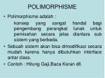polimorphisme