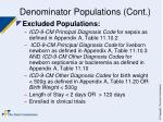 denominator populations cont3