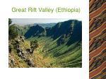 great rift valley ethiopia