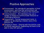 positive approaches1