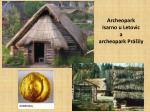 archeopark isarno u letovic a archeopark pr ily
