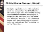 cfc certification statement 5 cont1