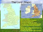 the land maps