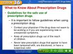 what to know about prescription drugs2