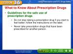 what to know about prescription drugs3