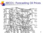 arco1 forecasting oil prices1