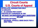 circuit courts u s courts of appeal