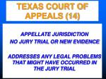 texas court of appeals 14