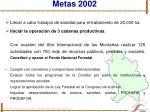 metas 20021