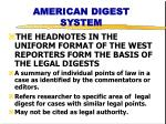 american digest system1