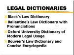 legal dictionaries1