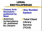 legal encyclopedias2