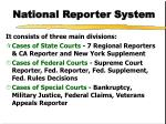 national reporter system1