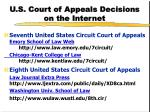 u s court of appeals decisions on the internet3
