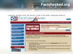 factchecked org