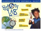 washington state history lab museums