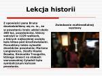 lekcja historii1