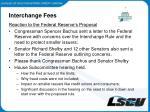 interchange fees3