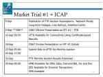 market trial 1 icap
