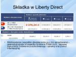 sk adka w liberty direct