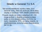 sk adki w generali t u s a1