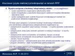 kluczowe ryzyka realizacji przedsi wzi w ramach ppp2