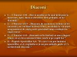 diaconi