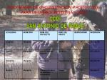 programa de organizaci n productiva para mujeres indigenas 2006