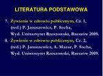 literatura podstawowa2
