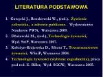literatura podstawowa3