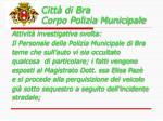citt di bra corpo polizia municipale9