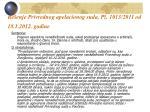 re enje privrednog apelacionog suda p 1013 2011 od 18 1 2012 godine
