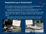 stigmatisierung in deutschland