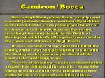 camicon bocca1