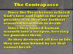 the contrapasso
