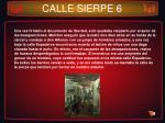 calle sierpe 6
