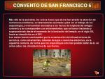 convento de san francisco 6