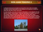 don juan tenorio 5