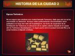 historia de la ciudad 2