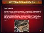 historia de la ciudad 3