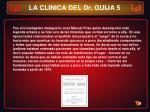 la clinica del dr guija 5