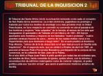 tribunal de la inquisicion 2