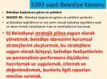 5393 say l belediye kanunu2