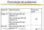 formula o de problemas33