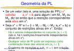 geometria da pl11