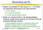 geometria da pl17