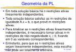 geometria da pl22