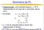 geometria da pl32