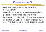 geometria da pl39